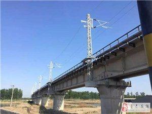 唐曹铁路最新消息:预计月底通车年底载客运营