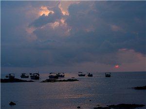 幽静的港湾――红石滩