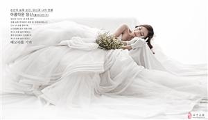 很多新娘都不知道要怎么笑才显得更自然