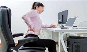 上班天天坐着怎么办呢?怎么减肥啊?
