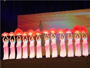 澳门地下赌场娱乐县庆七一文艺晚会在澳门地下赌场娱乐群众艺术中心举行