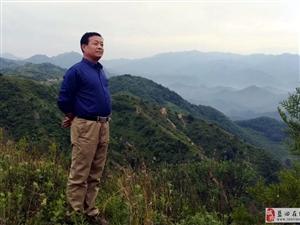 扎根玉山蓝水   描绘精彩人生――访蓝田国画院院长庞保平