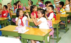 富顺儿童拍手歌,手拍手学起来