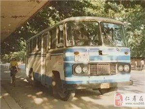 【历史变迁】40多年前仁寿城的模样!