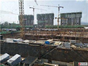 【圣庄园·东湖】6月楼盘最新工程进度!