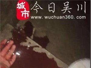 惊心1小时!端午夜吴川一花季少女酒后试图割腕轻生?!原因竟然