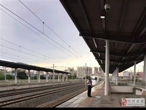 见证历史!深茂铁路首列从茂名出发动车已到达广州南站!