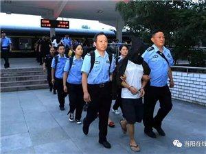 12名特大跨���信�W�j�p�_案嫌疑人被押解回���