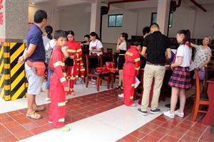 图片记录:7月2日,爱在夏日・筑梦童心――关爱儿童暑期夏令营主题活动