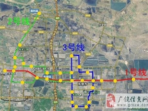 东营高铁站位置基本确定!附:东营3条轨道交通线规划!