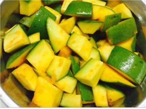 教你如何做好吃的酸�S――芒果酸