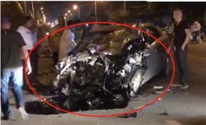 【现场视频】昨晚霍邱庆发米厂旁发生严重车祸!现场惨烈!