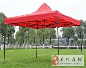 【帐篷出租】2mx2m帐篷 待客过事雨天不淋 热天不晒