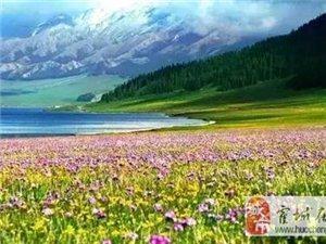 伊犁受气候变化影响旅游舒适季延长