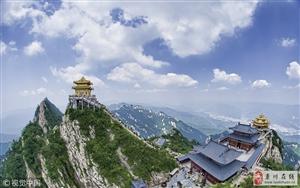 老君山上最美的地方!