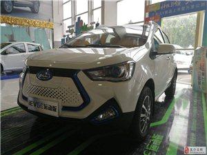 实拍江淮iEV6E运动版  见证390公里续航的6万级家轿