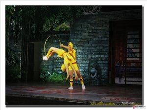 岭南印象园之露天舞台――20180706A1