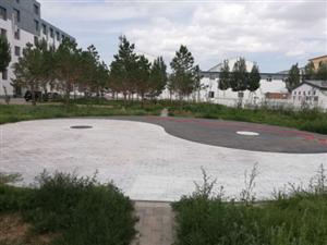 正蓝旗医院太极生态养生园初步建成