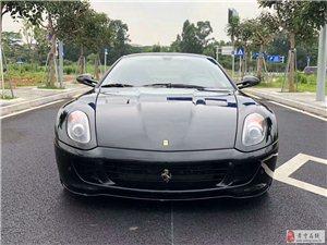 11法拉利599GTB 黑色�S江水�