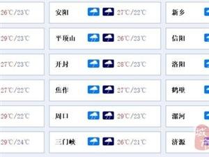 河南连发19条雷暴预警!多地将迎暴雨