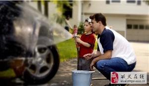 你会洗车吗?自己动手给爱车洗澡你真的会吗?