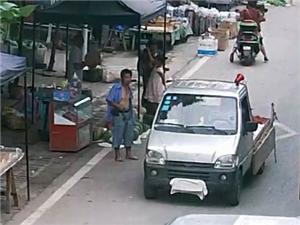 弄巧成拙!澳门威尼斯人游戏官网一司机违停躲监控,用毛巾遮挡号牌被逮个正着