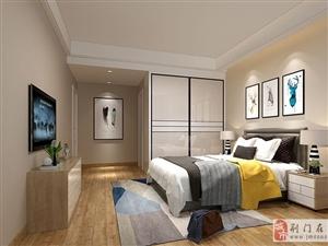 卧室装修,只需要一个原则:舒服