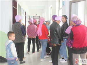 """""""两癌检查""""活动持续进行中,县妇计中心走进第六站――连五乡"""