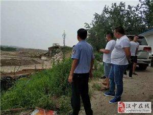 城固关停4家砂石厂