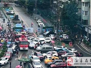 消防车剐蹭私家车后救援 律师:消防车不应被白撞