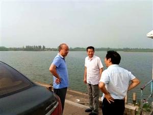 涂白亮主席深入江家集镇调研指导安全饮水工作