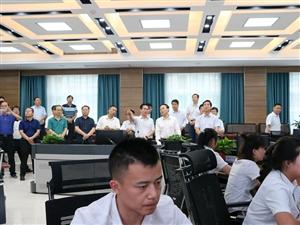 全市优化提升营商环境工作现场推进会在合阳县召开