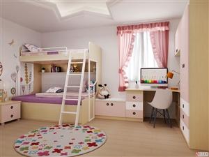 儿童房装修,给孩子一个快乐的童年