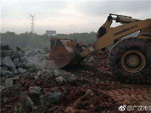 广汉市交通运输局组织人员24小时持续不间断抢修成绵高速广汉站匝道