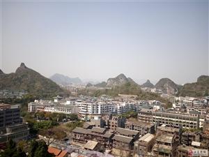 桂林市城�^景象