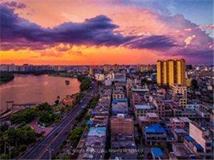 璀璨的万泉河(摄影:Bingo)