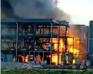 省长已抵达!宜宾一工业园区发生爆燃事故!已造成19人死亡,12人受伤