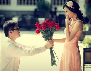 简单粗暴预备求婚准备惊喜的联系我了