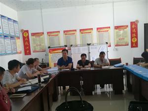 合阳县林业局 开展帮扶干部脱贫攻坚知识专项培训活动