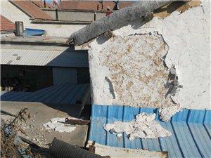 怎么会有这样的邻居?修缮房屋不让踩他屋顶,还铲邻居的墙皮!更可气的是……