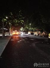 全面落实白加黑路面提升改造工程 增强城市道路档次感