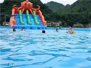 不但可以游泳,吃喝玩乐样样都有!