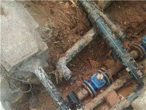 邵东一村民私自切水管,原因是这个...