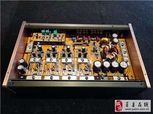 精品之作  卓��DREAM-JZ4100功放