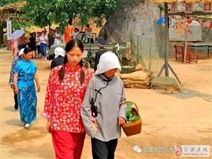 吕梁:《血战王营庄》大型抗战实景剧震撼开演