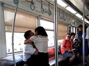 四川一女子突然撕咬男乘客