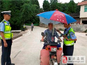 交警大队玉龙中队强化措施加大农村道路酒驾违法行为整治力度