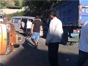 镇雄每天好像都在发生大大小小的车祸!!为什么就是不能警醒呢?