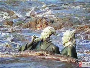"""水中的塑像:�K�Y�S庭�浴八�中吟�"""""""