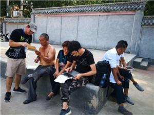居民环境健康与环境调查――安阳站